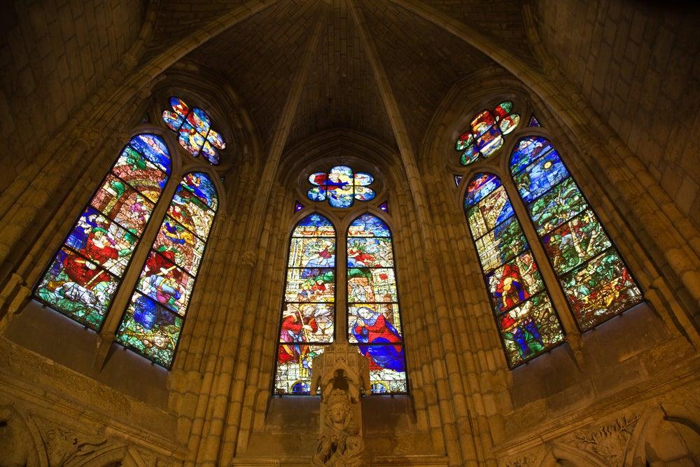 León, la catedral con las vidrieras más impresionantes de España