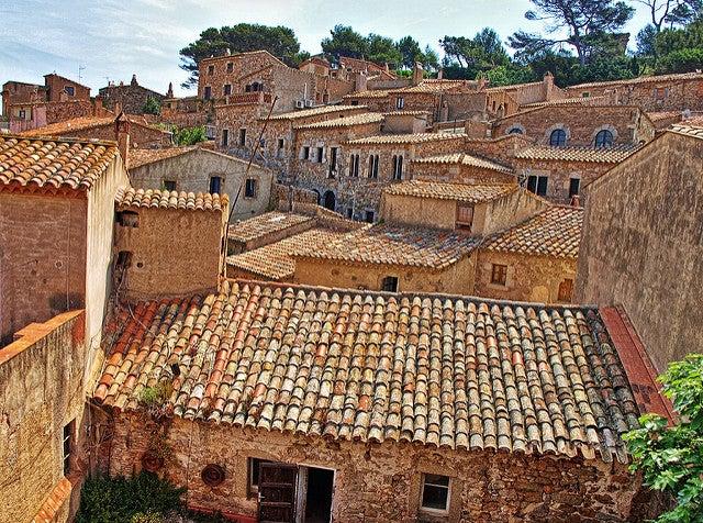 Villa Vella en Tossa de Mar