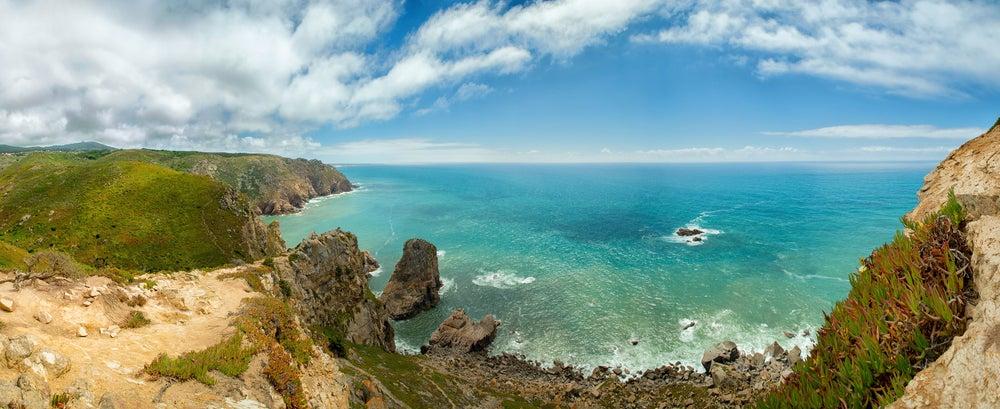 Vista desde el Cabo da Roca