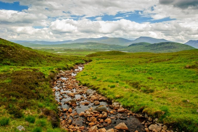 West Highland Way: conoce la salvaje naturaleza de Escocia