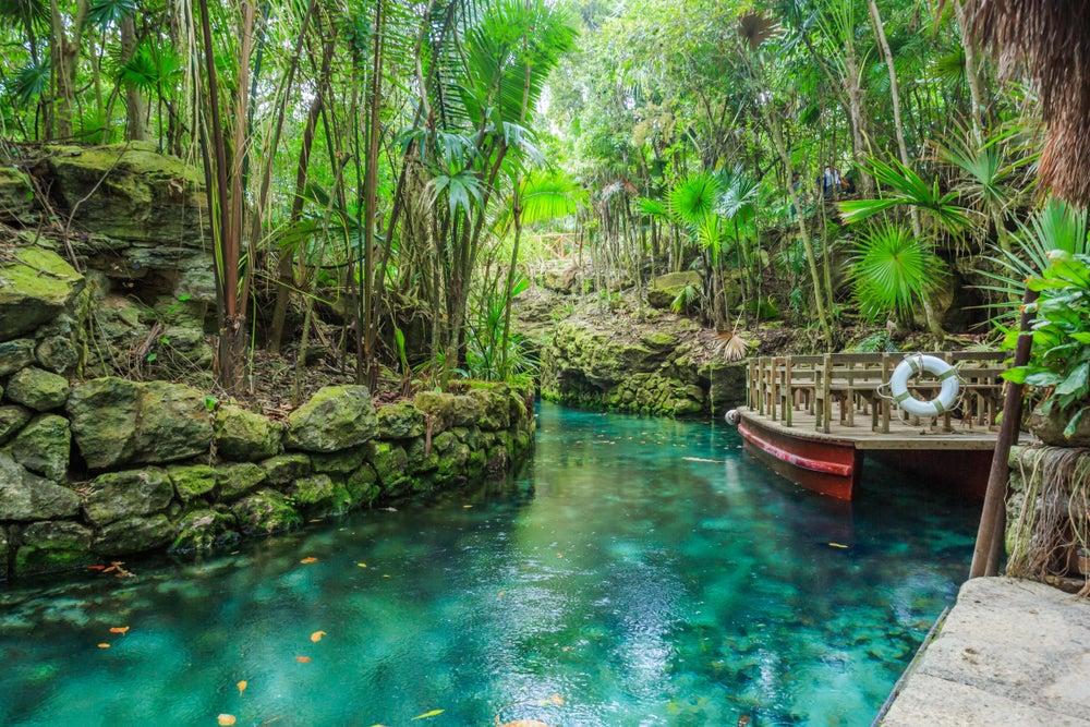 Xcaret en la Riviera Maya