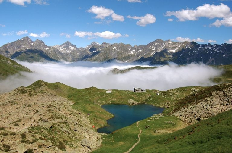 Una intensa ruta por los Altos Pirineos de Francia
