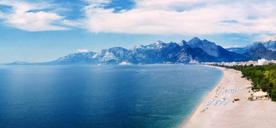 Un recorrido para descubrir las mejores playas de Turquía