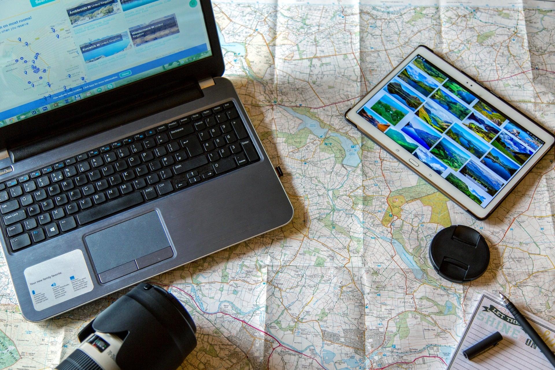 Debes tener en cuenta muchos aspectos para planificar tu viaje