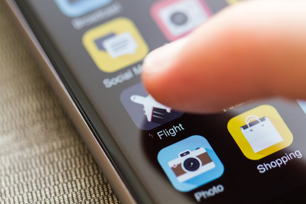 Aplicación para encontrar vuelos económicos