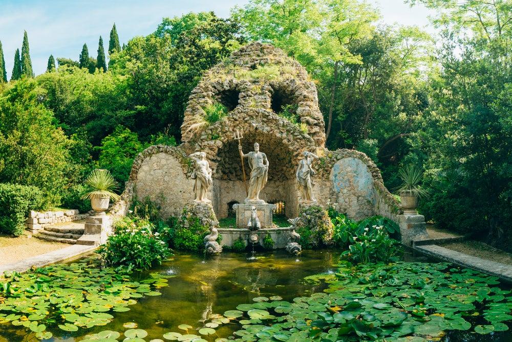 Arboretum de Trsteno, uno de los lugares que visitar en Croacia