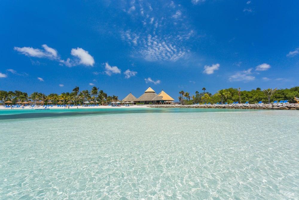 Aruba, uno de los destinos calurosos