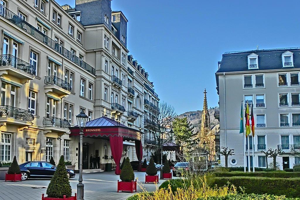 Brenner's Park Hotel