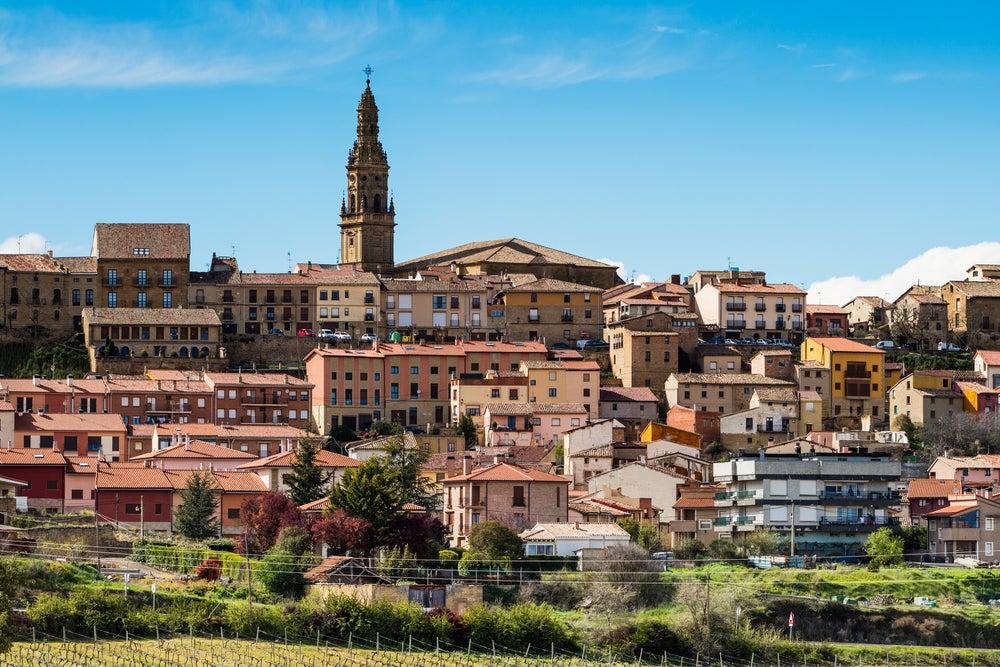 Briones, uno de los pueblos de La Rioja
