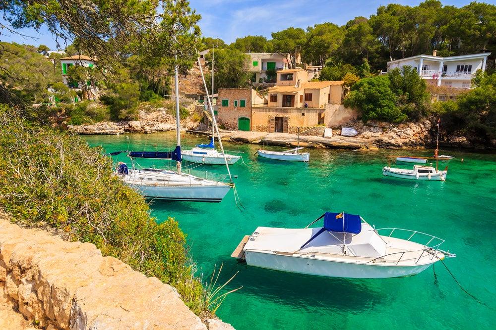 Cala Figuera en Mallorca