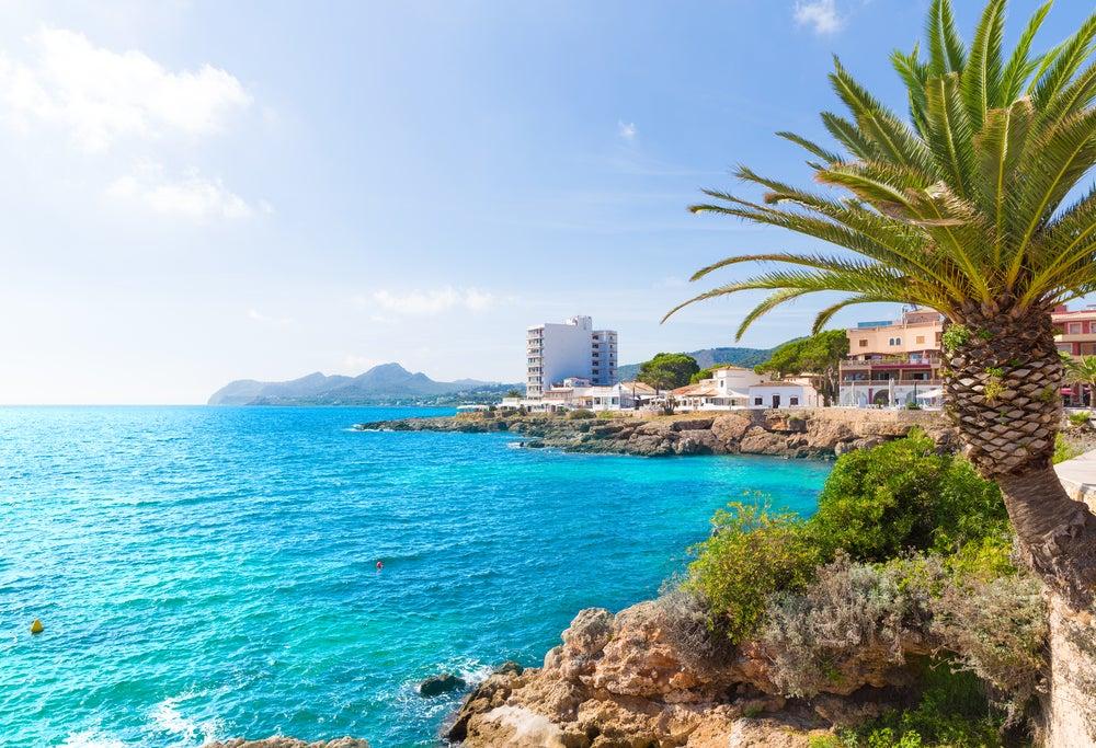 Cala Ratjada en Mallorca