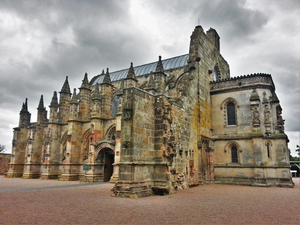 Capilla Rosslyn en Escocia: horarios y tarifas