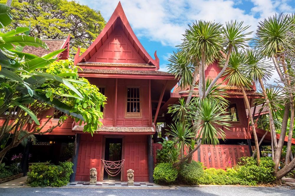 Visita la casa de Jim Thompson en Bangkok