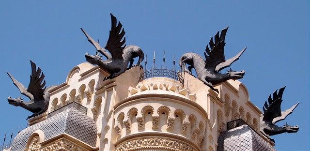 Casa de los Dragones de Ceuta
