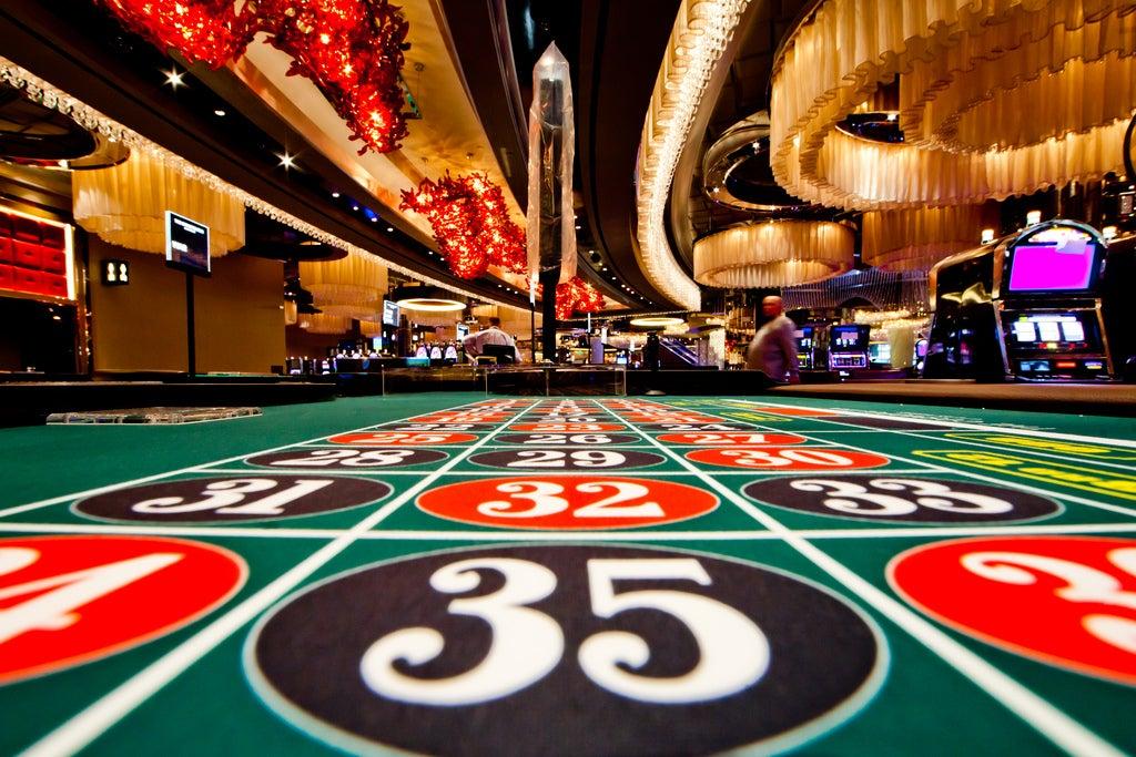 Entrar a un casino una de las cosas que hacer en Las Vegas