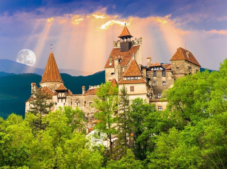 Conoce la historia del castillo de Bran en Rumanía