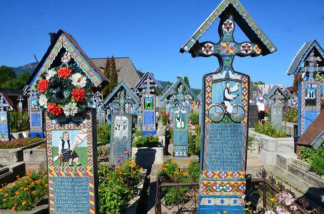 Cementerio de Sapanta