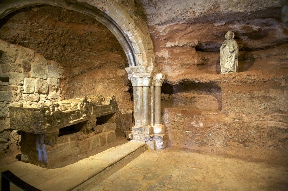 Cenotafio de San Millán