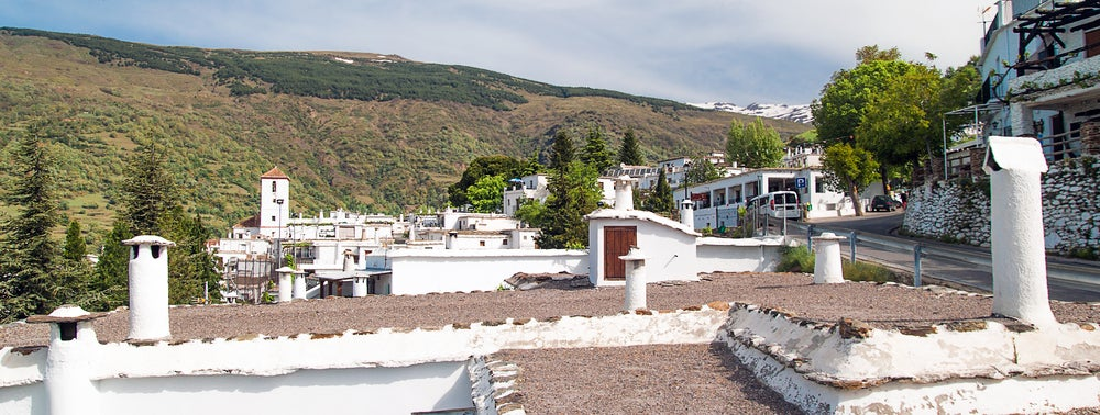 Pampaneira en Granada