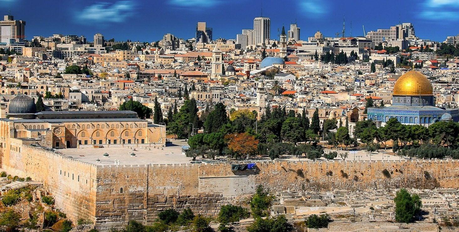 Como Ir Desde El Aeropuerto A Jerusalen O A Tel Aviv Mi Viaje