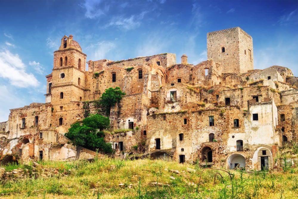 Craco en Italia