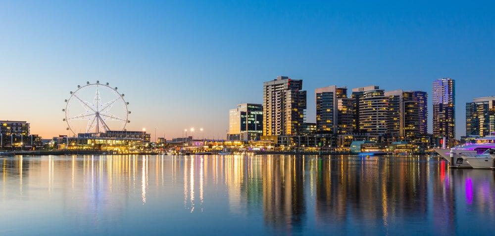Los Docklands, uno de los tesoros de Melbourne