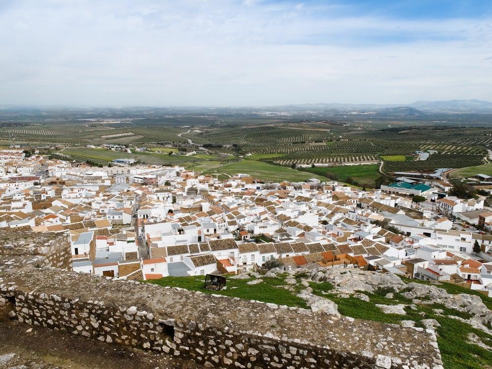 Vista desde Estepa