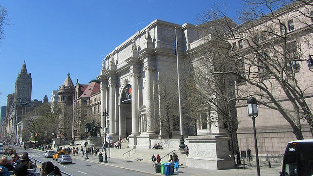 Entra al Museum of Natural History de Nueva York