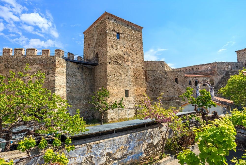 Fortaleza Yedi Koule en Tesalónica