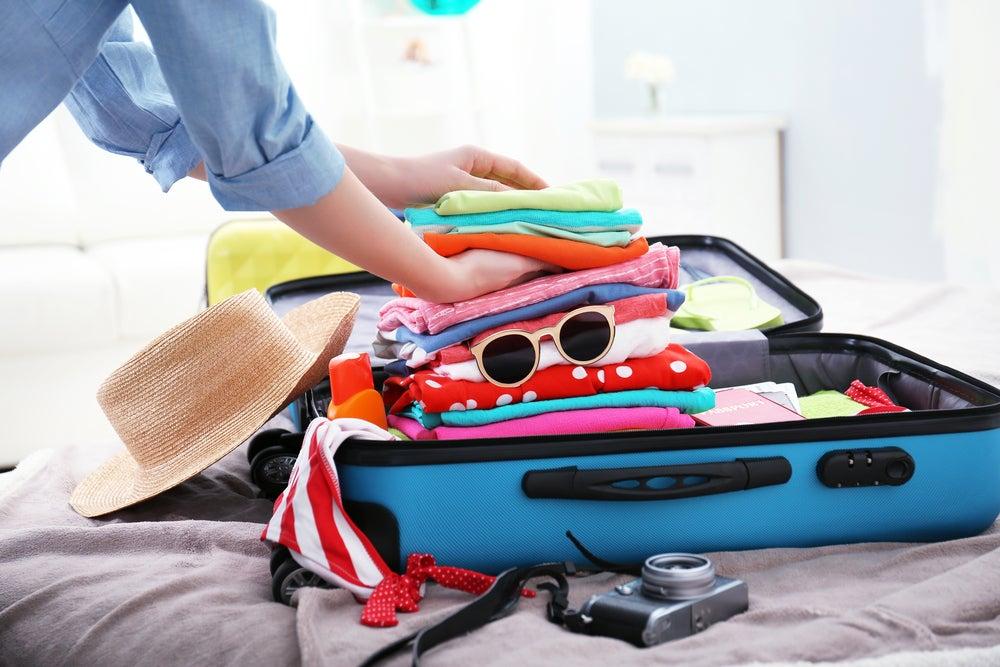 Hacer la maleta: trucos que te resultarán muy útiles