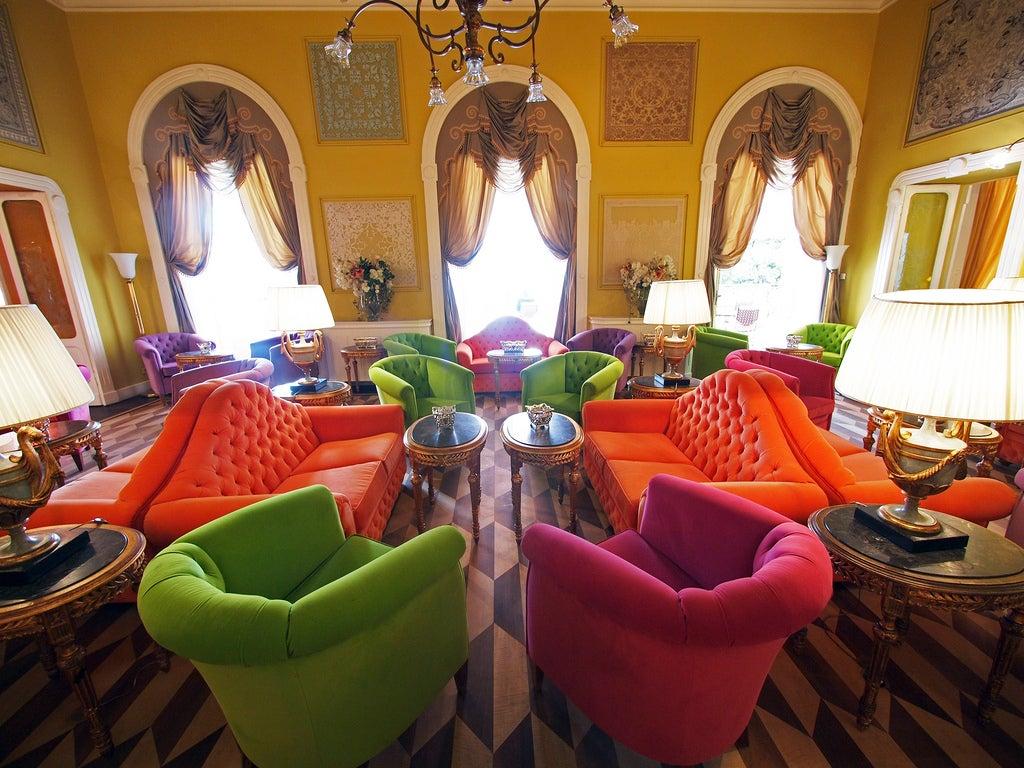 Grand Hotel Tremezzo, uno de los hoteles más románticos de Europa