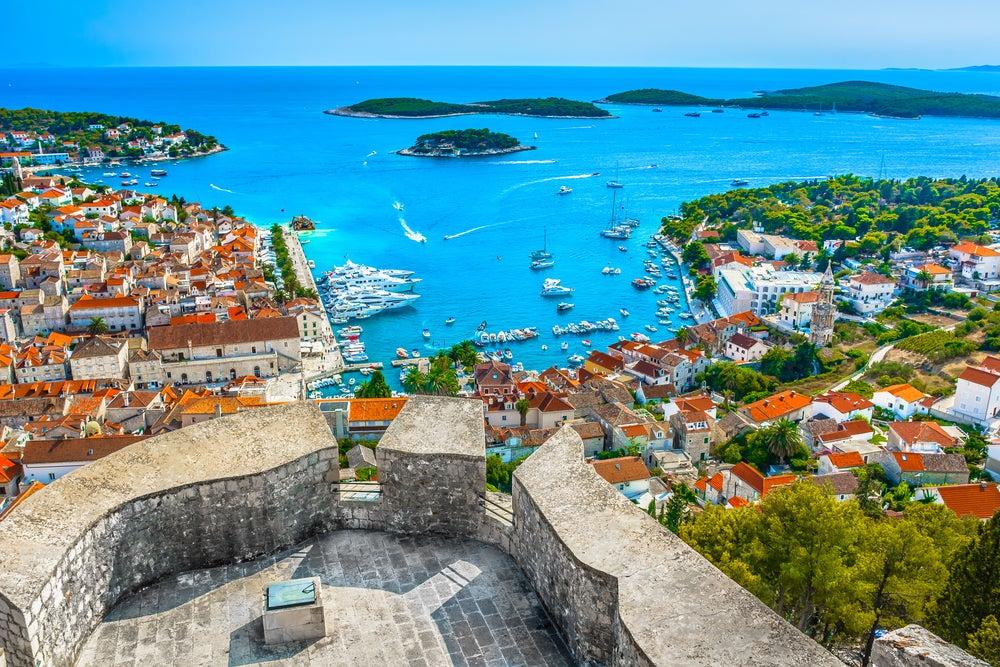 Hvar en Croacia