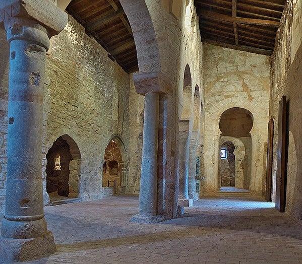Iglesia del monasterio de San Millán de Suso