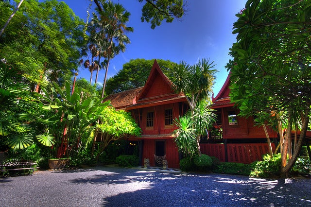 Jim Thompson House en Bangkok