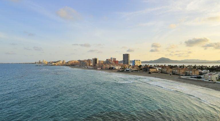 Murcia, donde puedes pasear entre dos mares