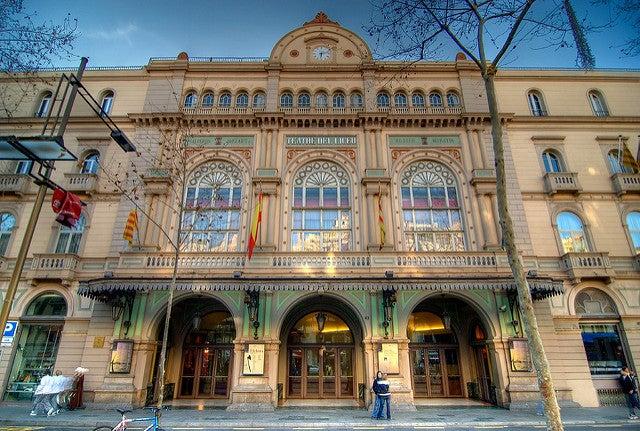 Liceo de Barcelona, uno de los teatros más bonitos del mundo