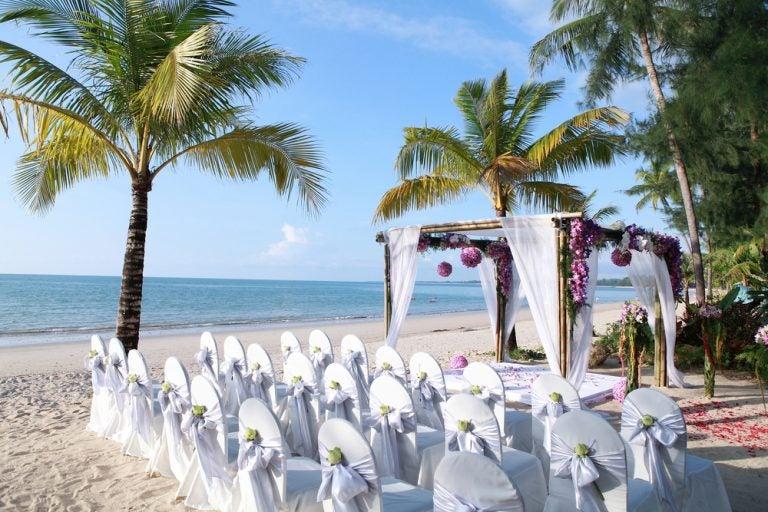 Lugares increíbles para casarse, escenarios perfectos