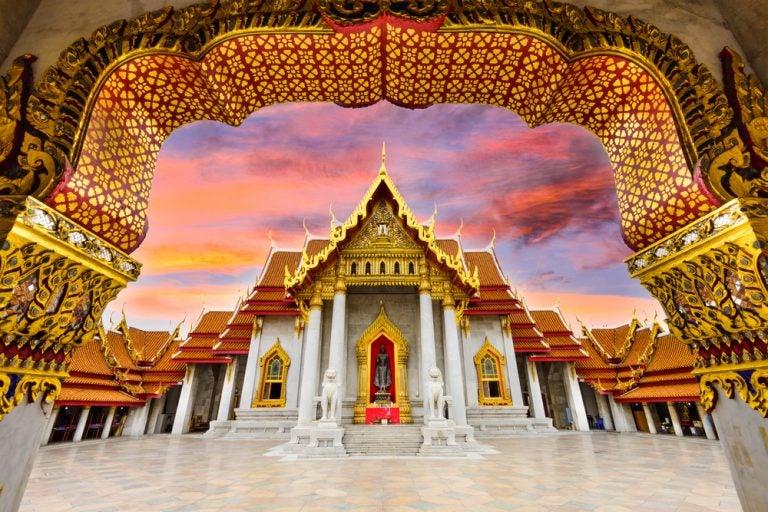 6 increíbles lugares de Bangkok que no puedes perderte