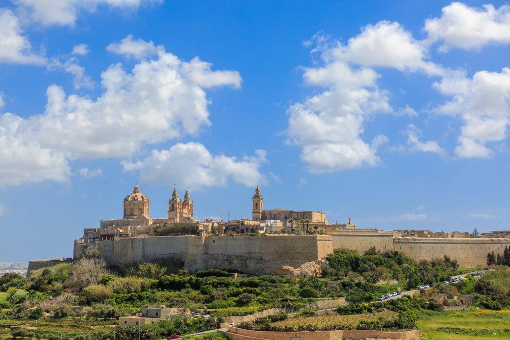 Mdina: una preciosa ciudad medieval amurallada en Malta