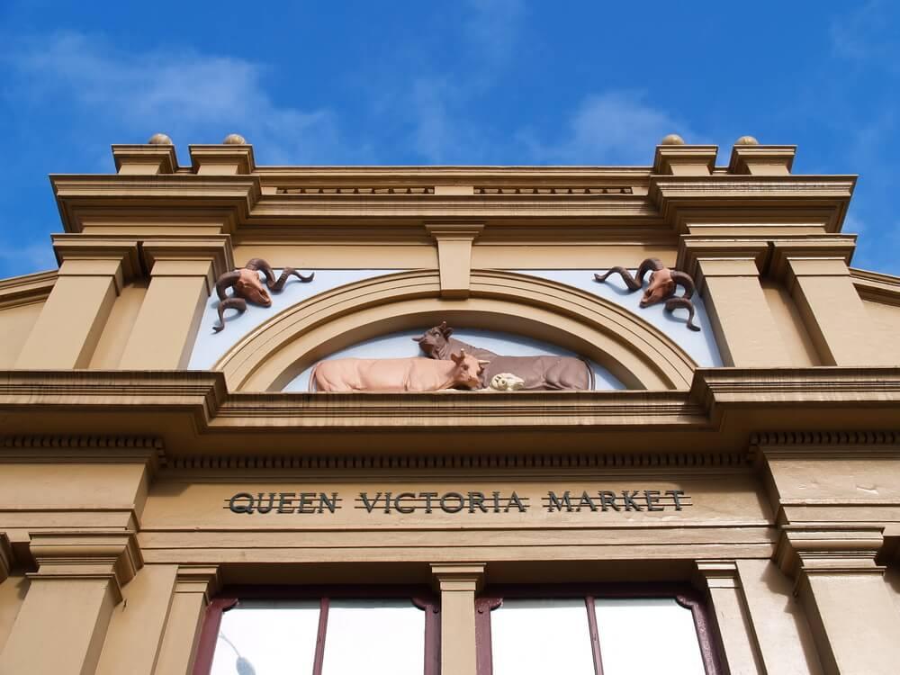 Queen Victoria Market en Melbourne