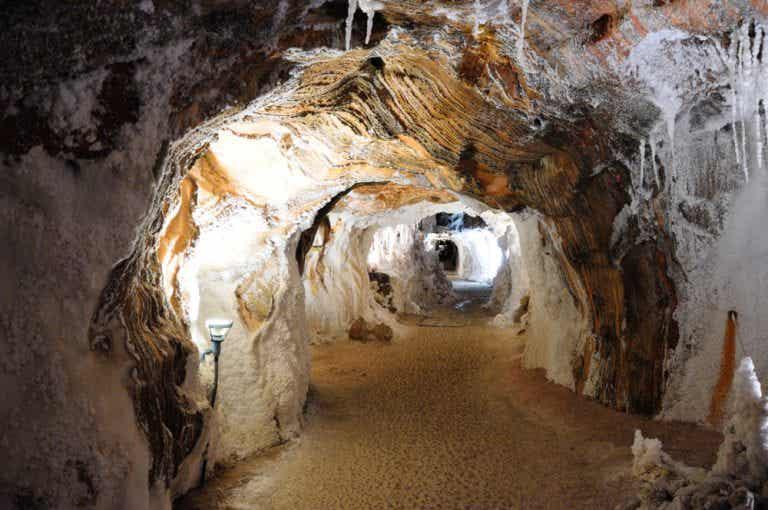 Una visita a las minas de sal de Cardona