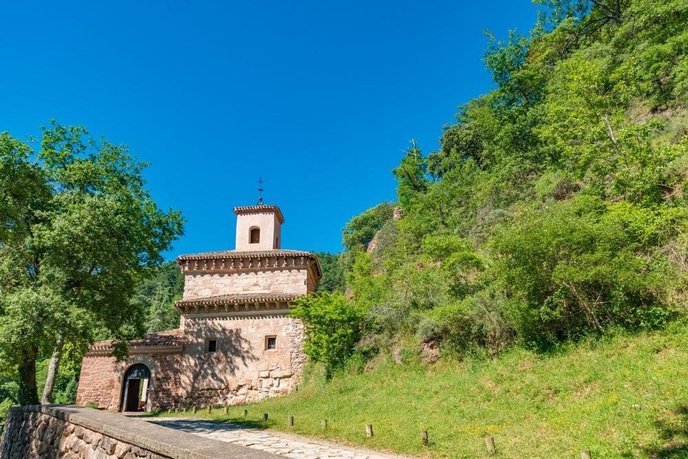 Una visita al Monasterio de Suso en San Millán de la Cogolla