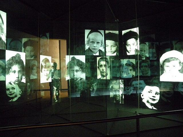 Museo Yad Vashem en Jerusalén