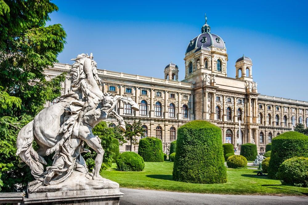 Museo de Historia Natura, una de las cosas que ver en Viena en dos días