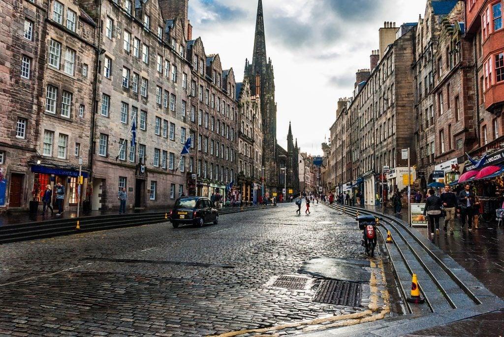 Old Town de Edimburgo