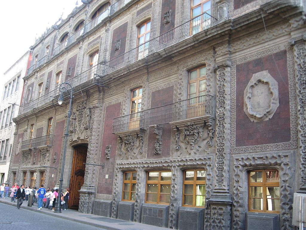 Palacio de Iturbide en Ciudad de México