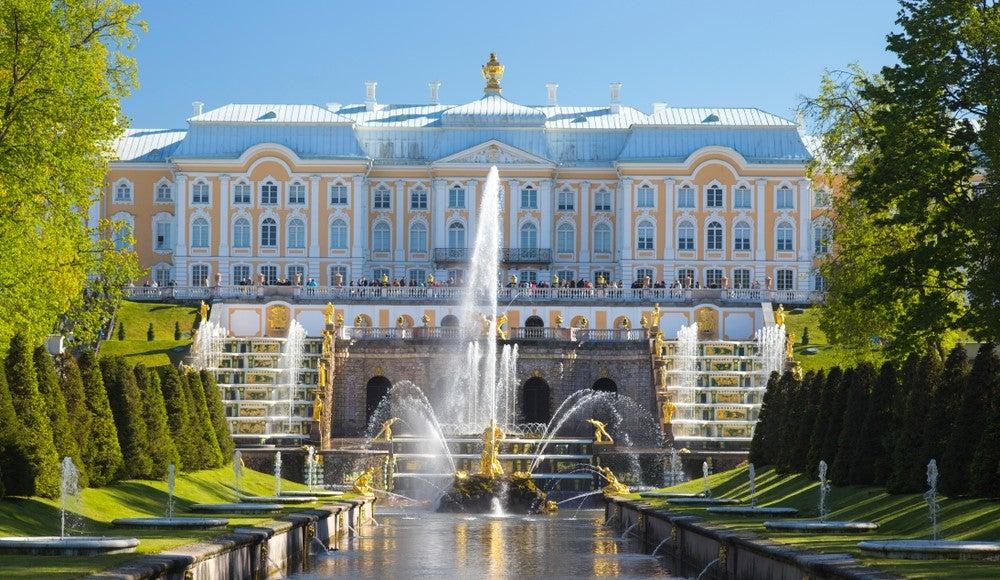 Visitamos los palacios más bonitos del mundo