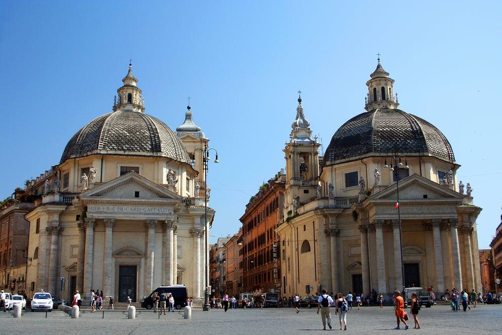 Piazza del Popolo de Roma