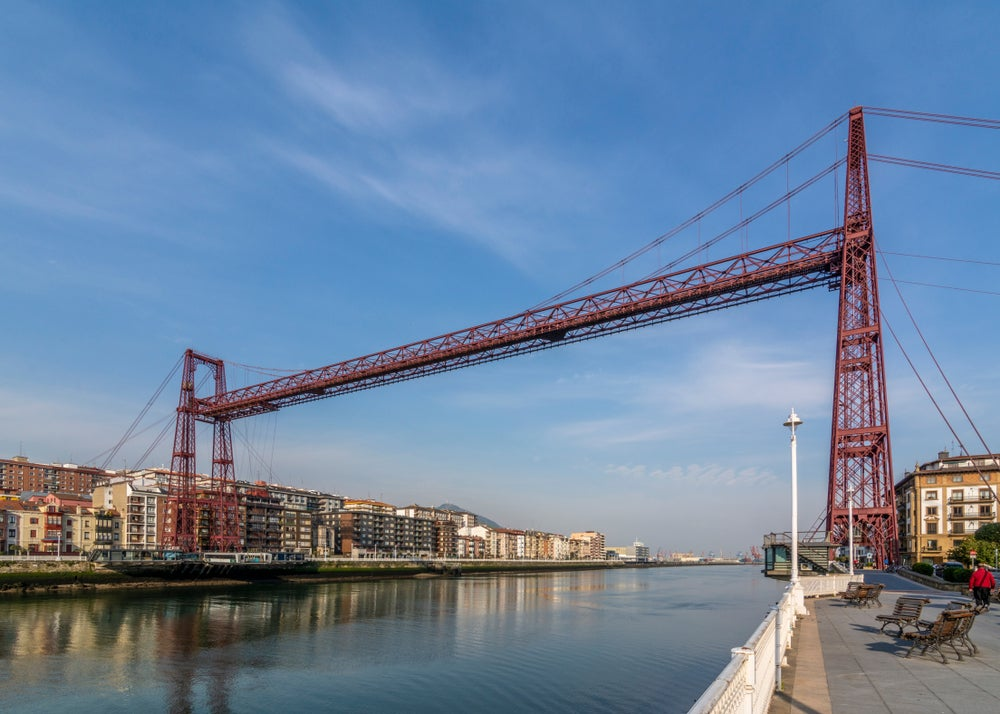 El Puente Colgante de Bilbao, el transbordador más antiguo del mundo