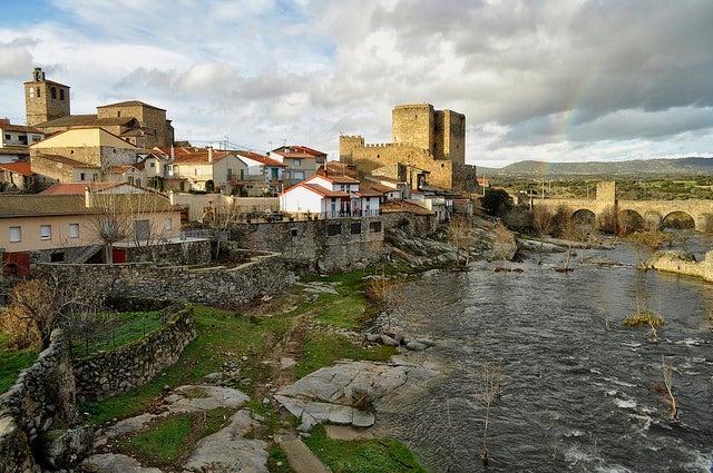 Puente del Congosto en Salamanca